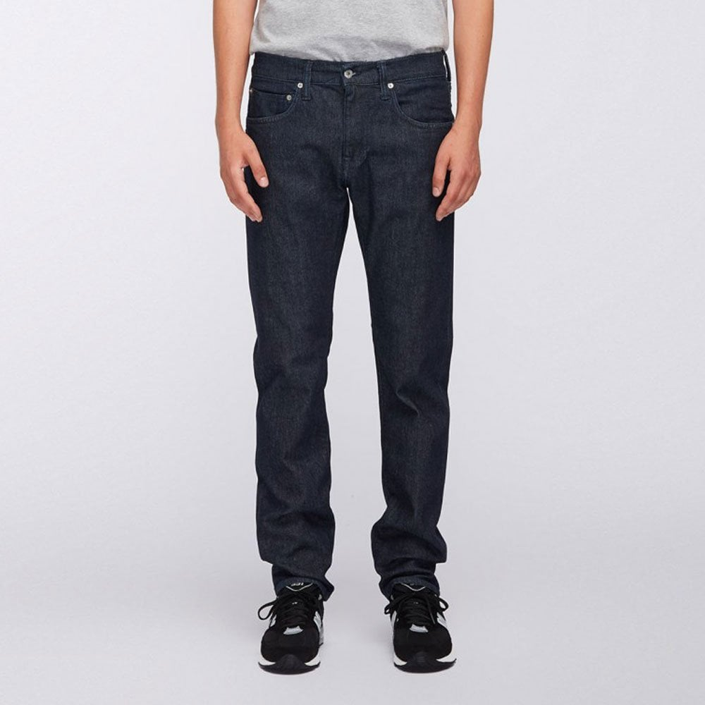 893670f5 Edwin ED-55 Regular Tapered CS Red Listed Selvage 12.75oz Blue Denim ...