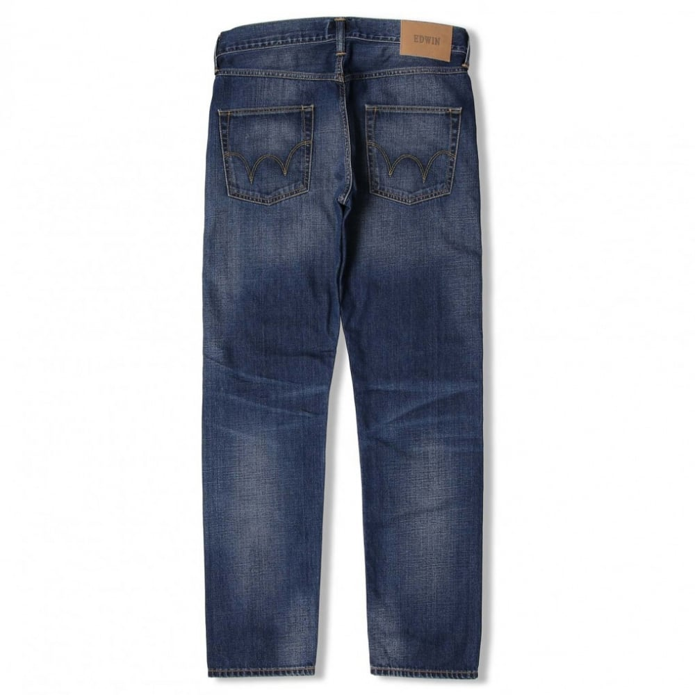 Grime Dirt Wash Tapered New Mens Edwin  ED-80 Jeans