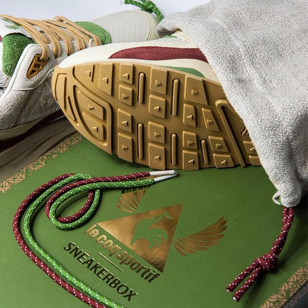 77d5c158006e Le Coq Sportif LCS R800 X Sneakerbox