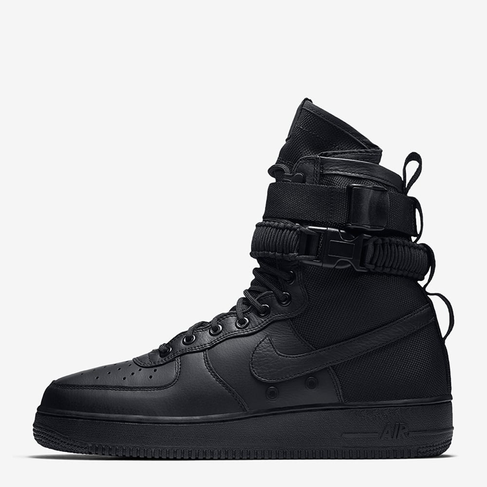 Sf Triple Mens Black 1 Nike Air Force EWD92IeYH