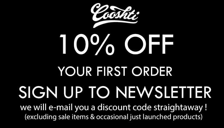 Newsletter Sign Up 10% OFF pop up