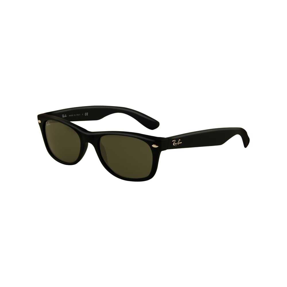 72d702dc6c8 Ray-ban New Wayfarer 52mm Black Rubber - Unisex Accessories from ...