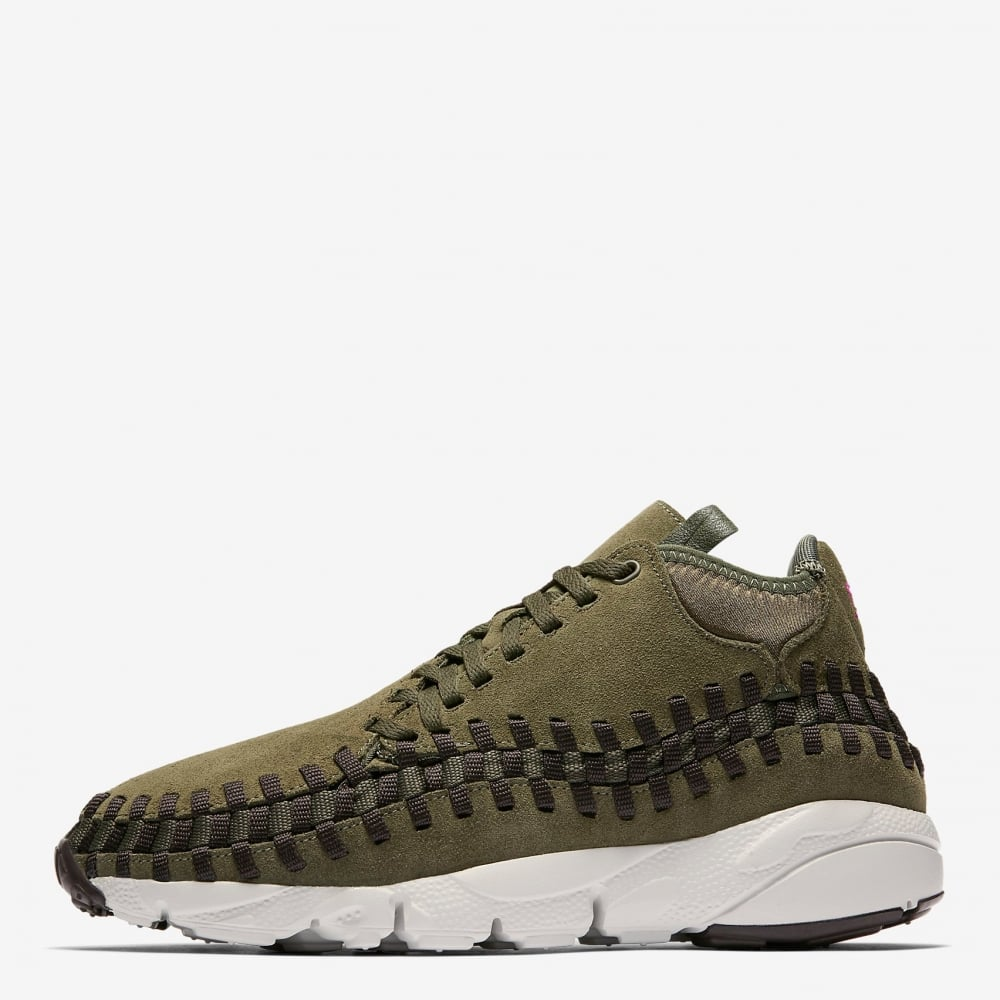 wholesale dealer 86736 69875 Nike Air Footscape Woven Chukka - Mens Footwear from Cooshti.com