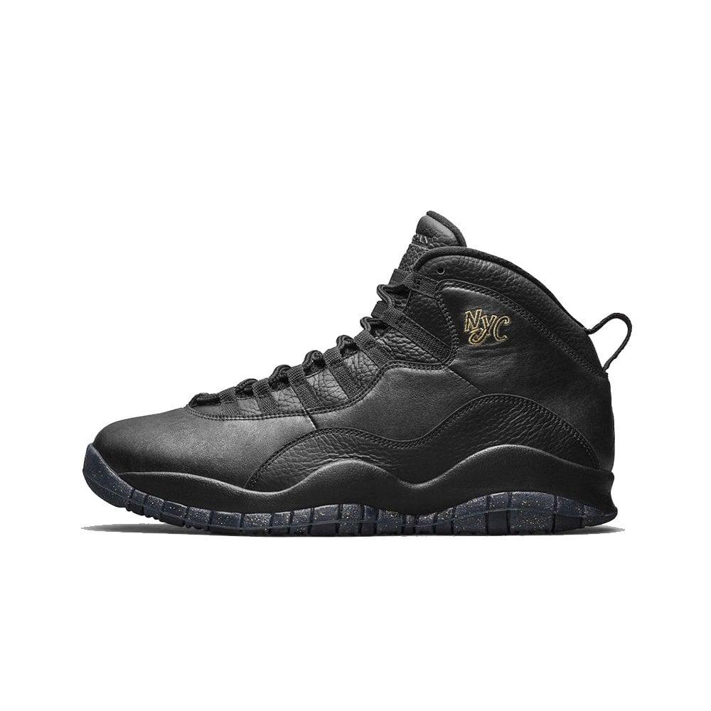 e22eb940c4bf Nike Air Jordan Retro 10 New York - Mens Footwear from Cooshti.com