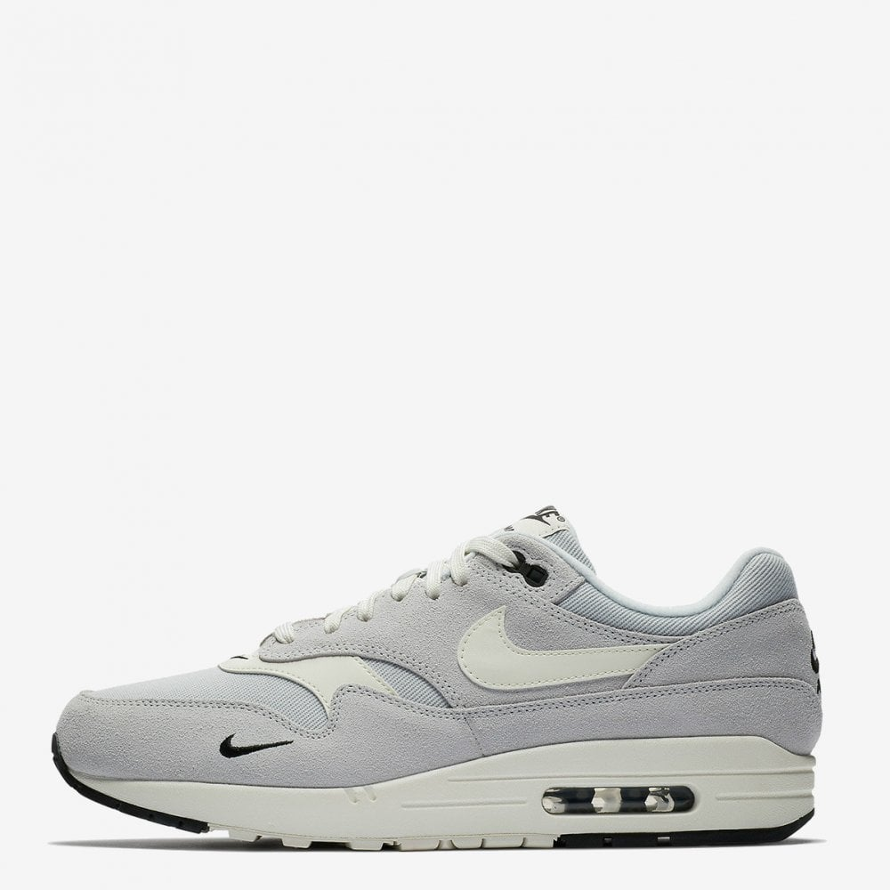 0721a9e540d0 Nike Air Max 1 Premium  Mini Swoosh  - Mens Footwear from Cooshti.com