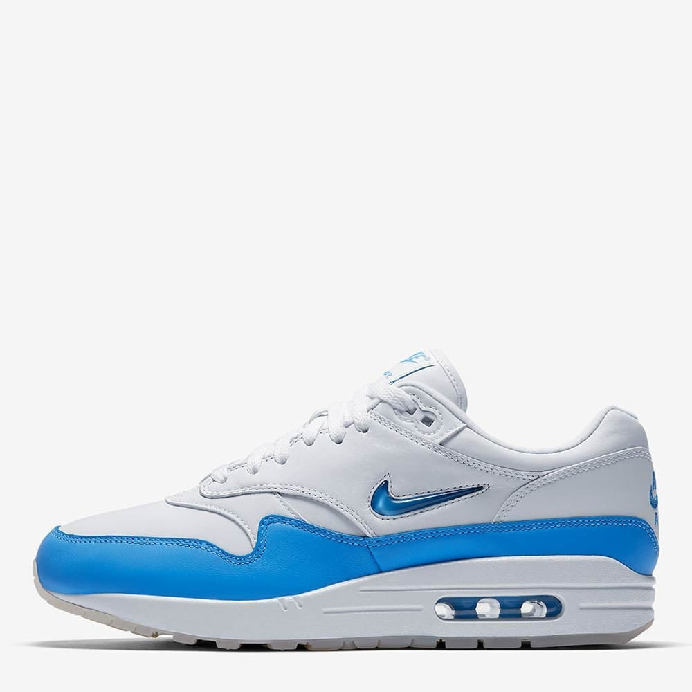 nike air max 1 premium sc jewel university blue mens. Black Bedroom Furniture Sets. Home Design Ideas