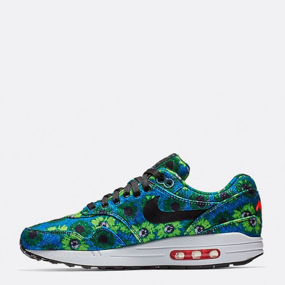 64f48ffe85 Nike Air Max 1 Premium SE 'Mowabb Floral' - Mens Footwear from ...