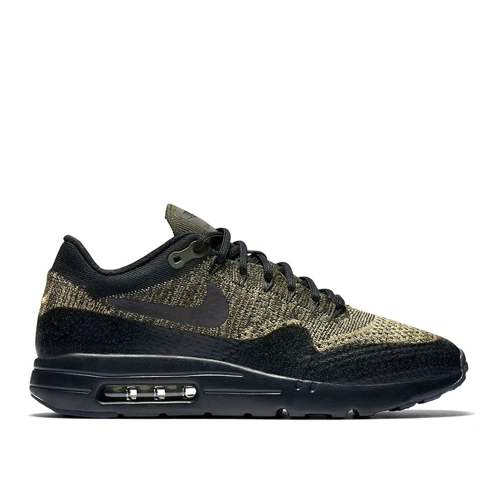 nike air max 1 ultra flyknit mens footwear from. Black Bedroom Furniture Sets. Home Design Ideas