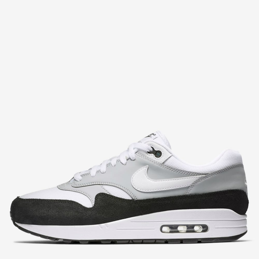 release info on new lifestyle details for Air Max 1 Wolf Grey-White-Black