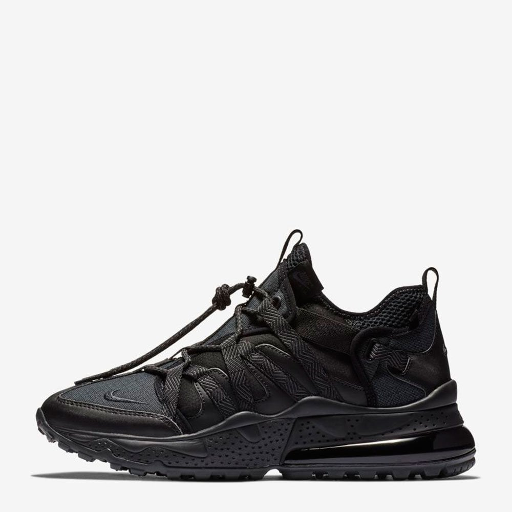 c54ee1eef30071 Nike Air Max 270 Bowfin - Black   Anthracite - Mens Footwear from  Cooshti.com