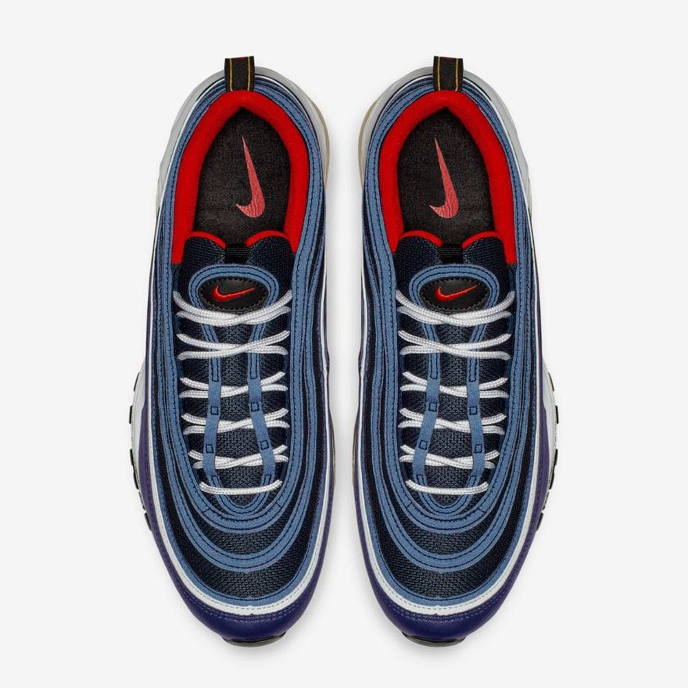 big sale 90602 29108 Nike Air Max 97 - Midnight Navy