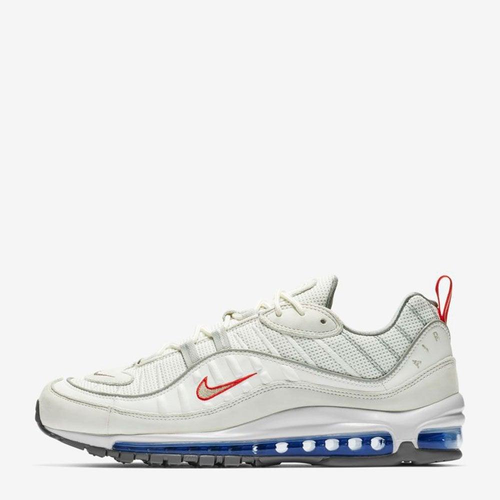 Nike Air Max 98 Summit White Red