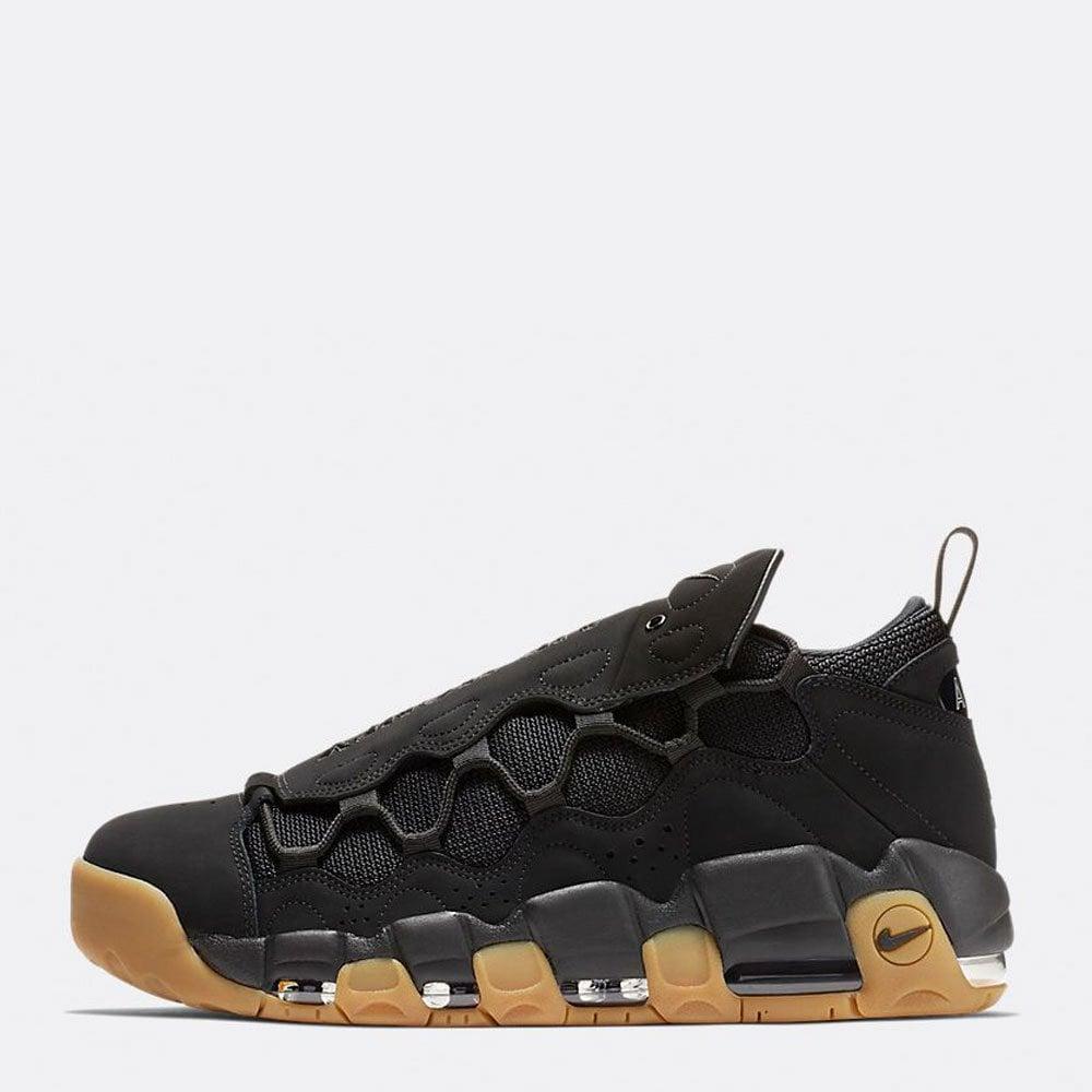 e3558369736b Nike Air More Money - Black   Gum - Mens Footwear from Cooshti.com