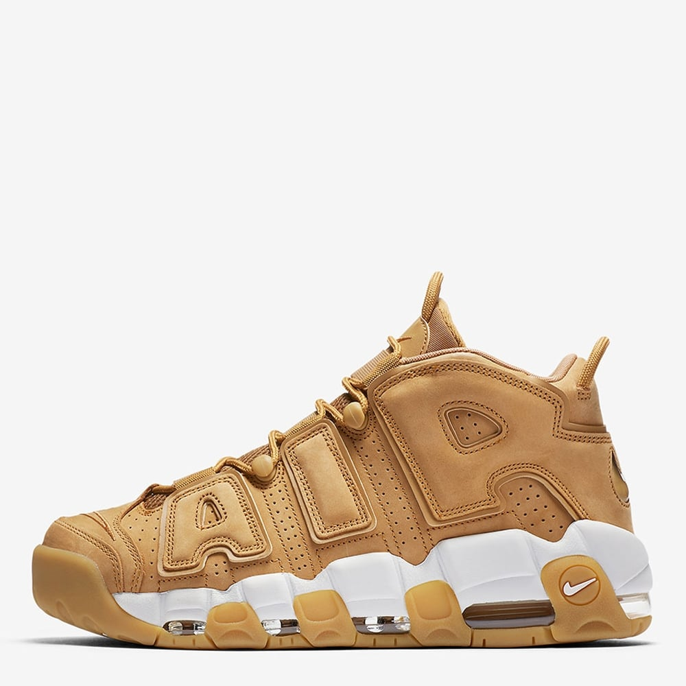 2443bac08872 Nike Air More Uptempo 96 Premium  Flax Pack  - Mens Footwear from ...