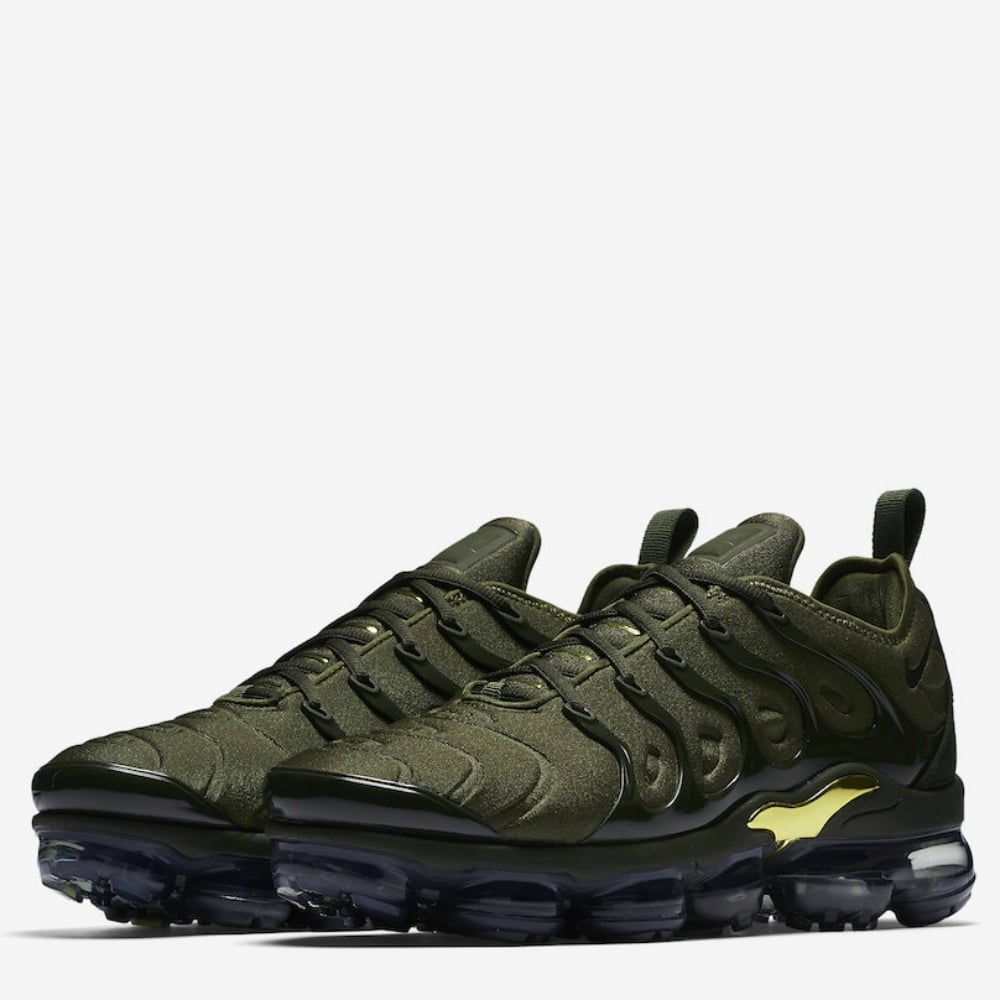 nike air vapormax plus verdi