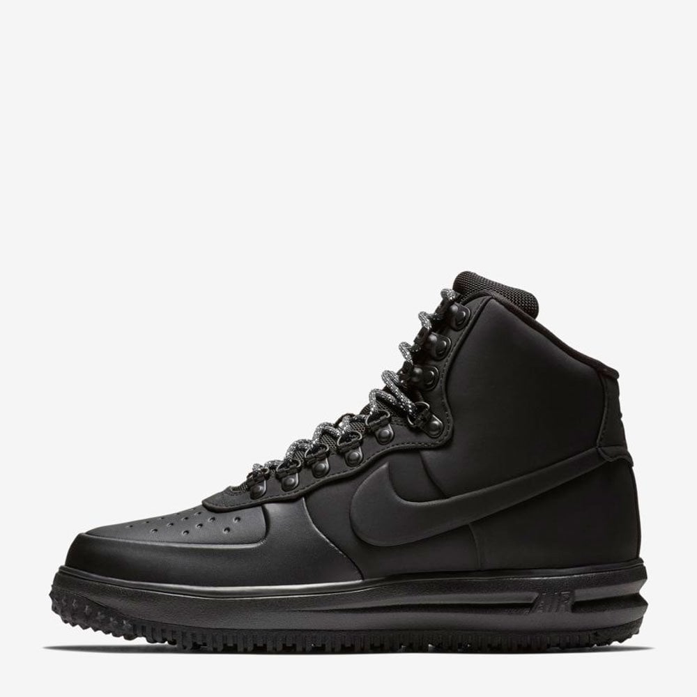 info for 5f027 e6c5f Lunar Force 1 Duckboot  18 - Black   Black
