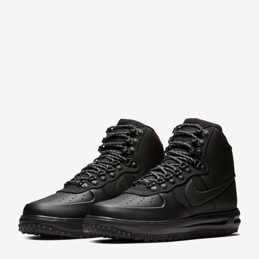 Lunar Force 1 Duckboot '18 Black Black