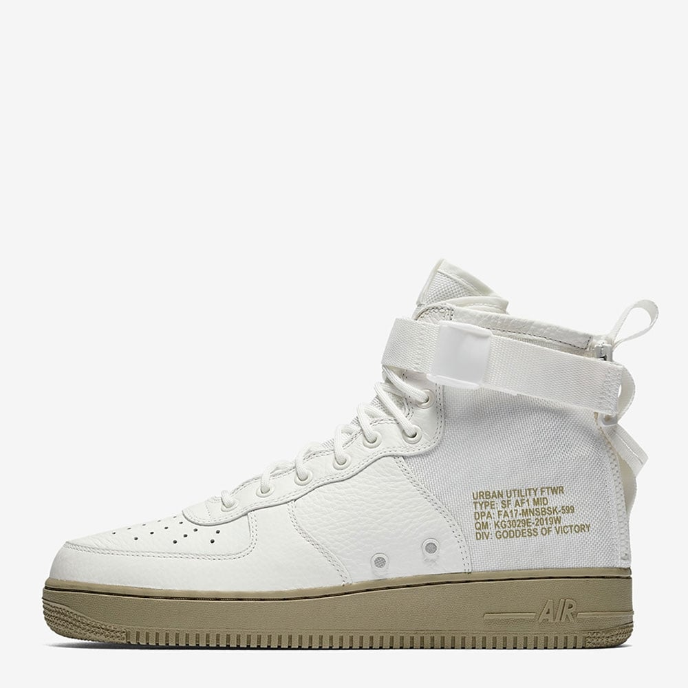 brand new 7546d 3263f Nike SF Air Force 1 Mid - Ivory