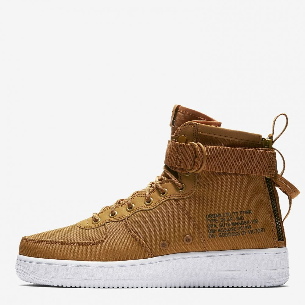 new product 07570 97c79 Nike SF Air Force 1 Mid