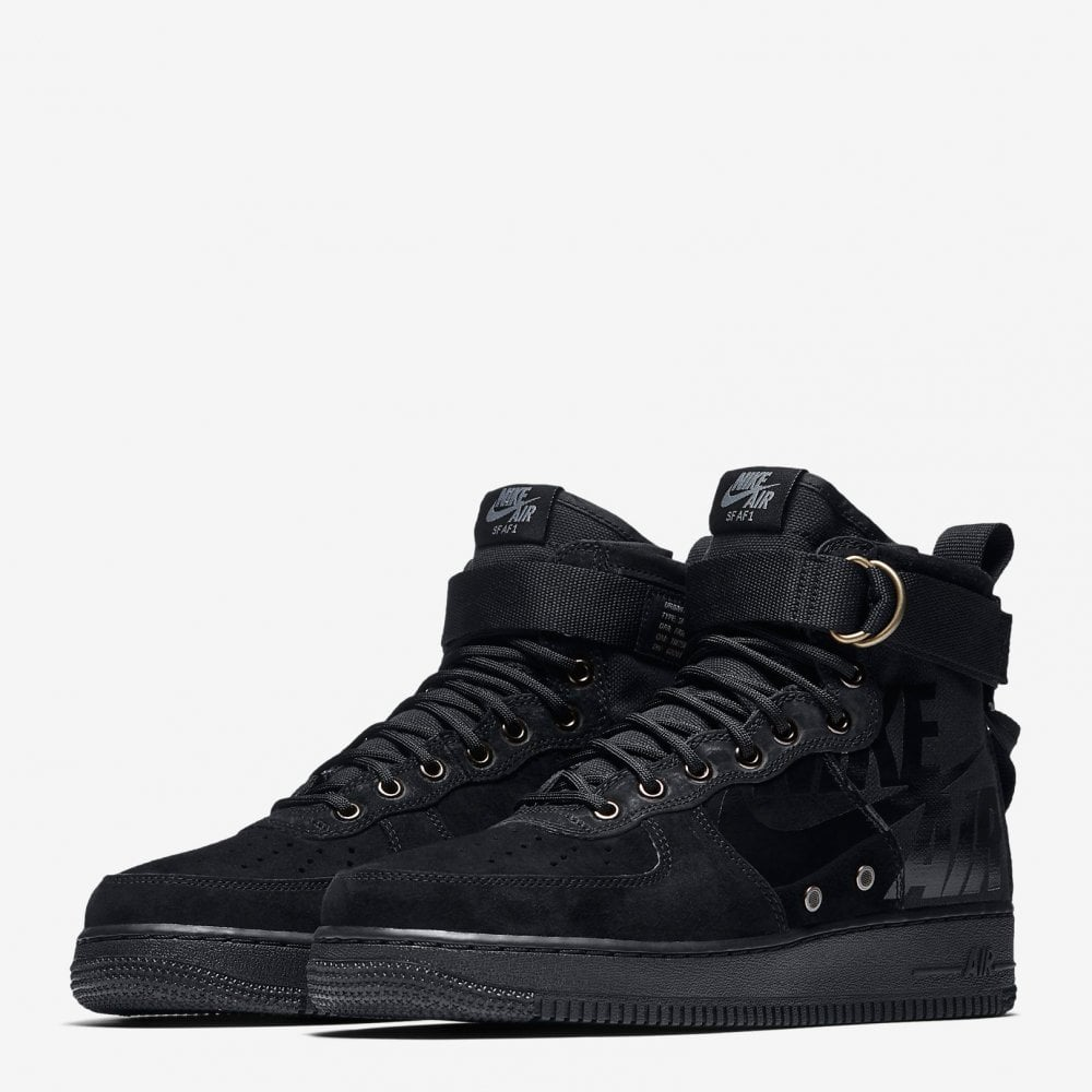 new product a41a8 ed378 Nike SF Air Force 1 Mid