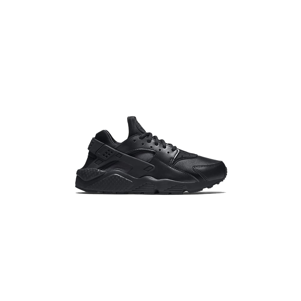 best loved 6785b c4010 Nike Wmns Air Huarache Run Triple Black
