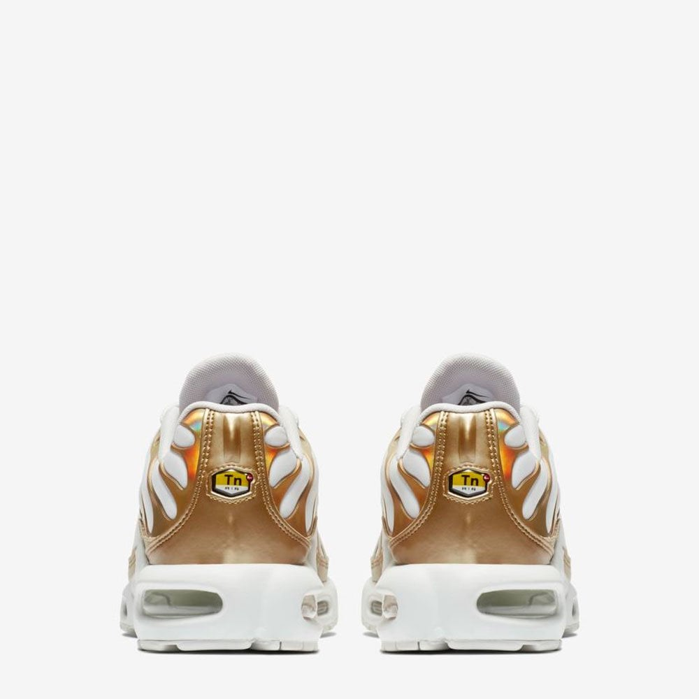 861f22fc3b Nike Wmns Air Max Plus 'Tn' Metallic - Womens Footwear from Cooshti.com