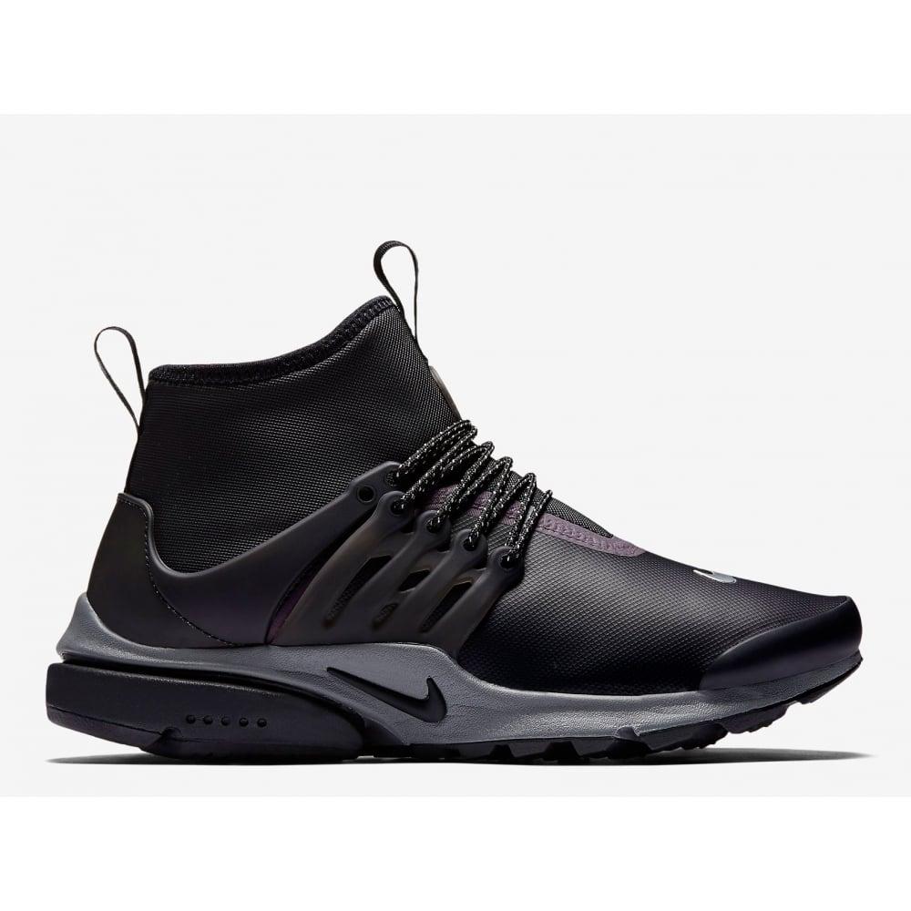 premium selection 4b355 41727 Nike Wmns Air Presto Mid Utility - Womens Footwear from Cooshti.com