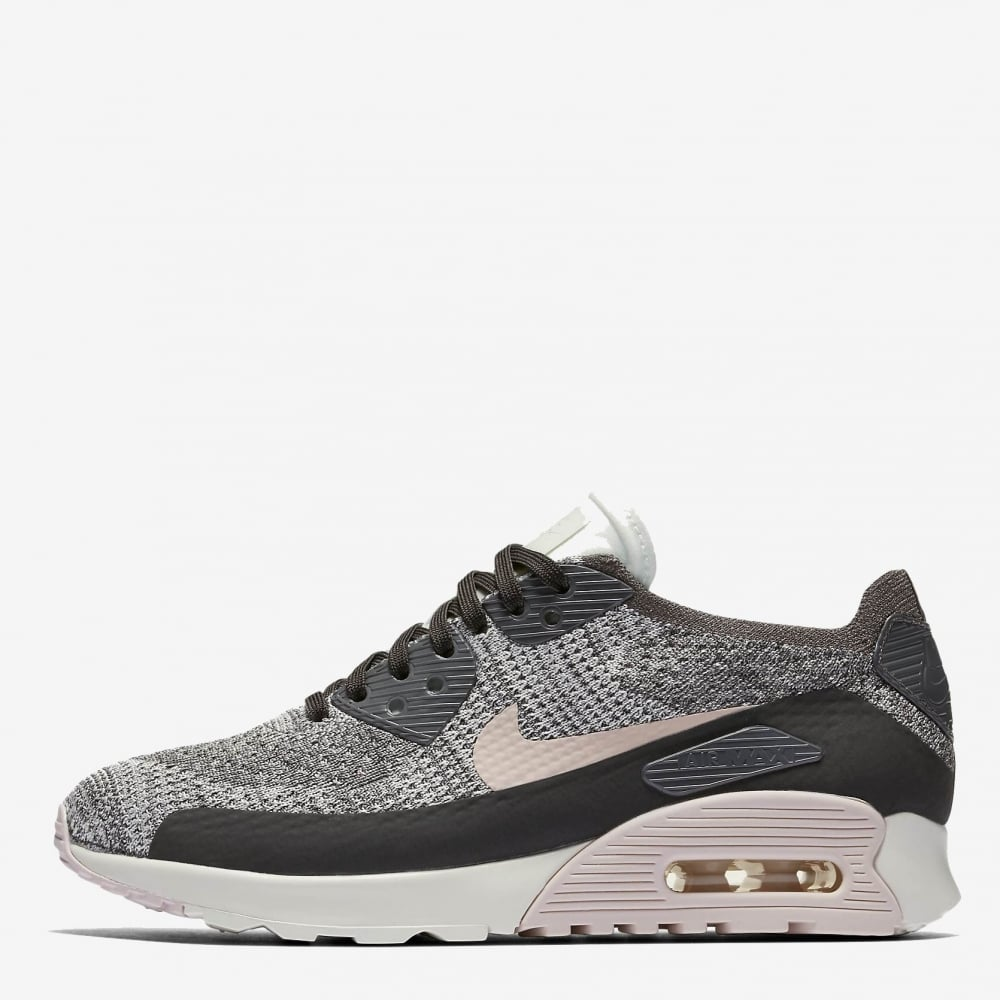 new style 15116 28f80 Nike Nike Womens Air Max 90 Flyknit Ultra 2.0