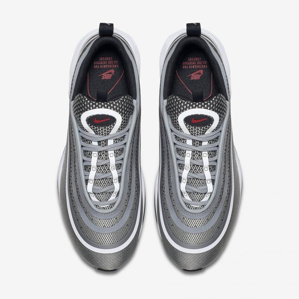 Nike Air Max 97 Ultra '17 Silver Bullet Metallic Silver