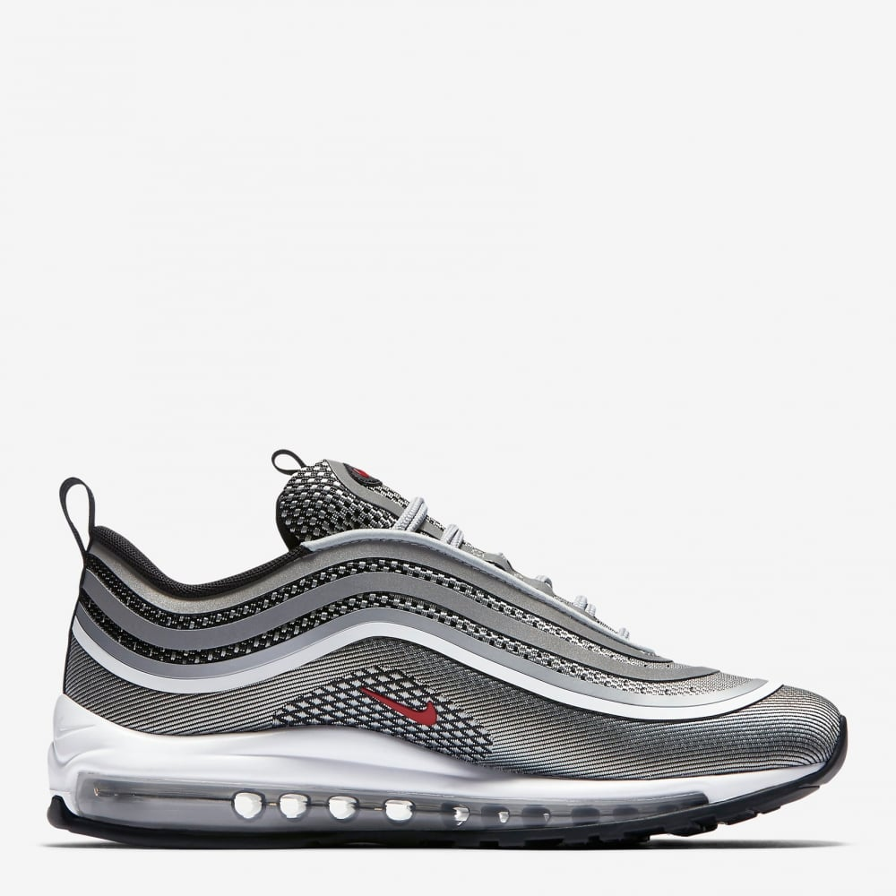 Galleon Nike Women's Air Max 97 Ultra '17 Black And Silver