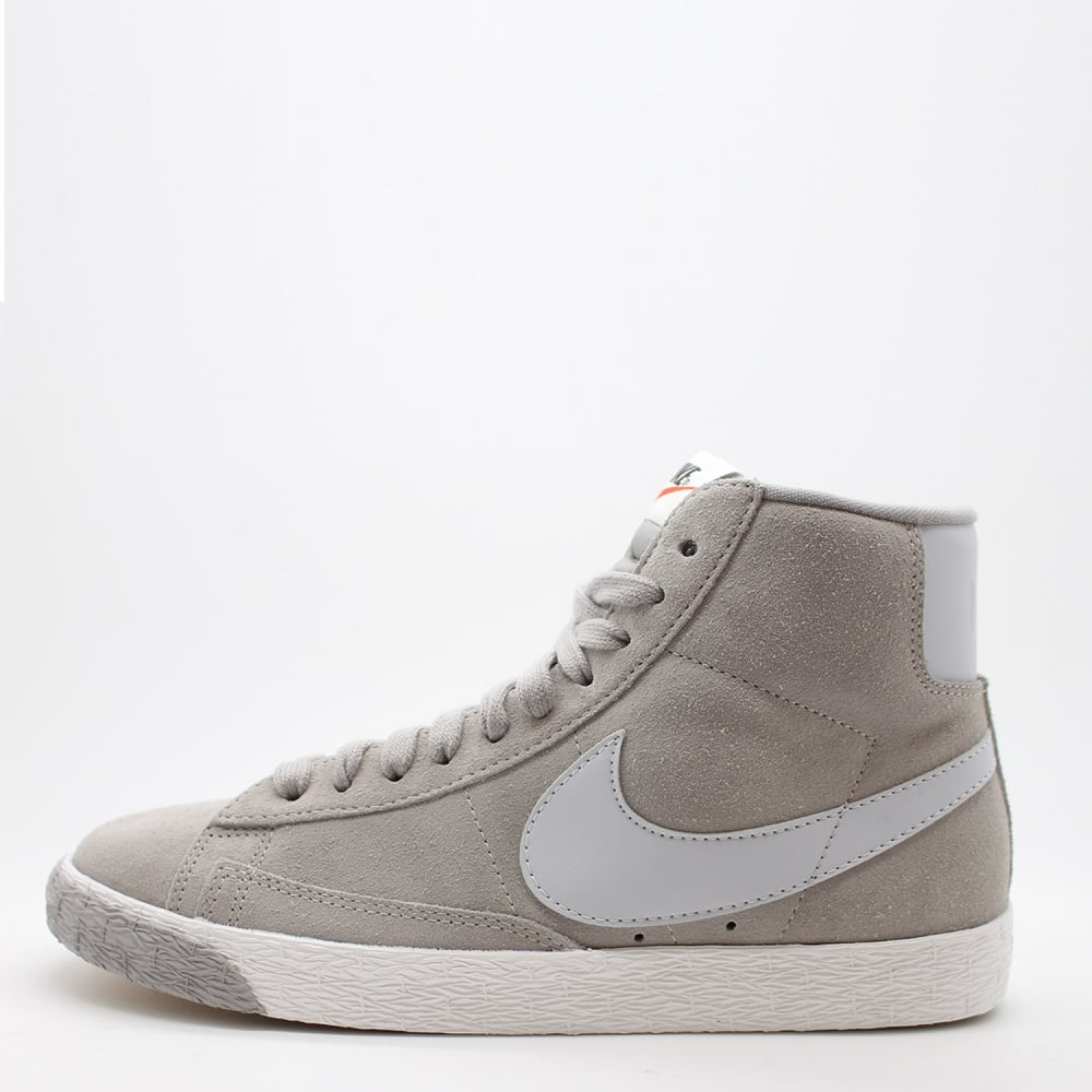 free shipping 37bae d8ec5 Nike Women s Blazer Mid Suede Vintage - Womens Footwear from Cooshti.com