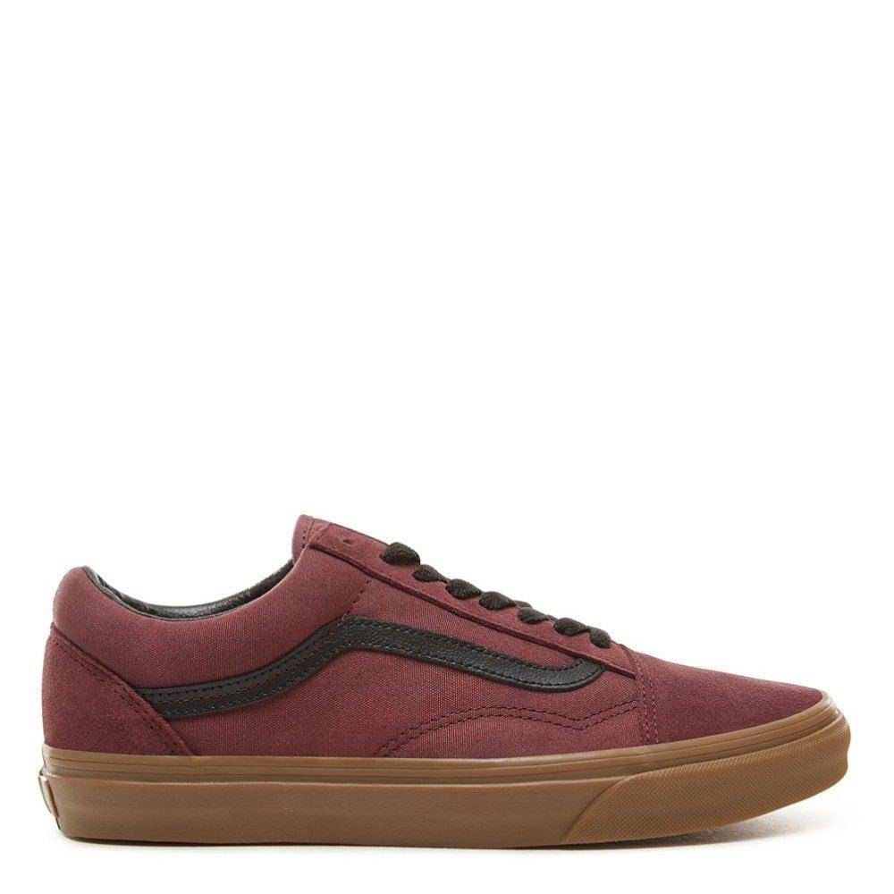 5393ee6767 Vans Old Skool Unisex - Suede   Gum Outsole - Mens Footwear from ...