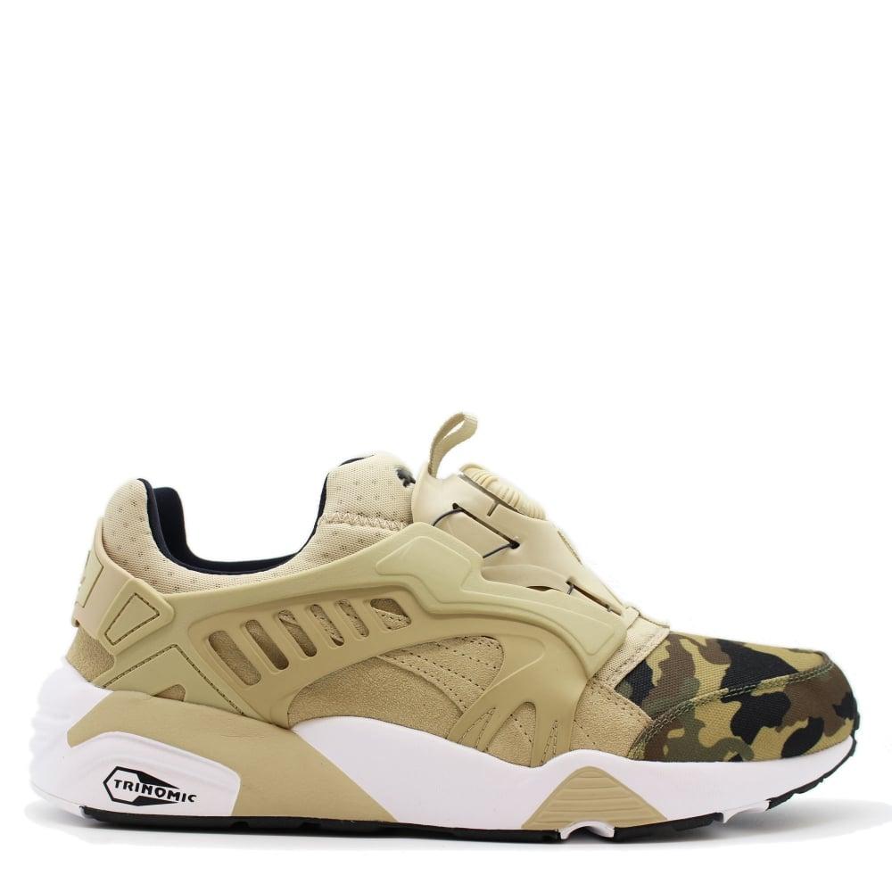 Puma Disc Blaze Camo - Mens Footwear from Cooshti.com 2fa0b57b9