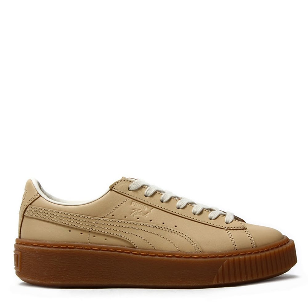Puma PUMA x NATUREL Platform Veg Tan Women s - Womens Footwear from ... d4ffd8100