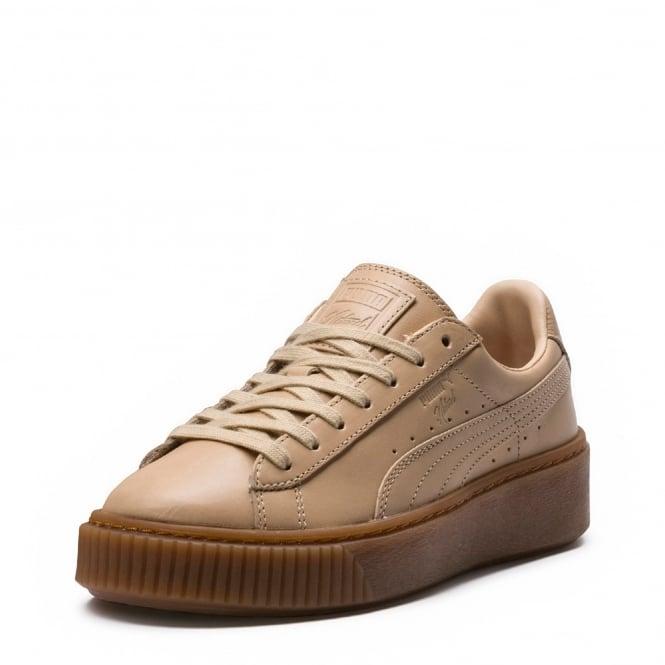 12047d1821d9 Puma PUMA x NATUREL Platform Veg Tan Women s - Womens Footwear from ...