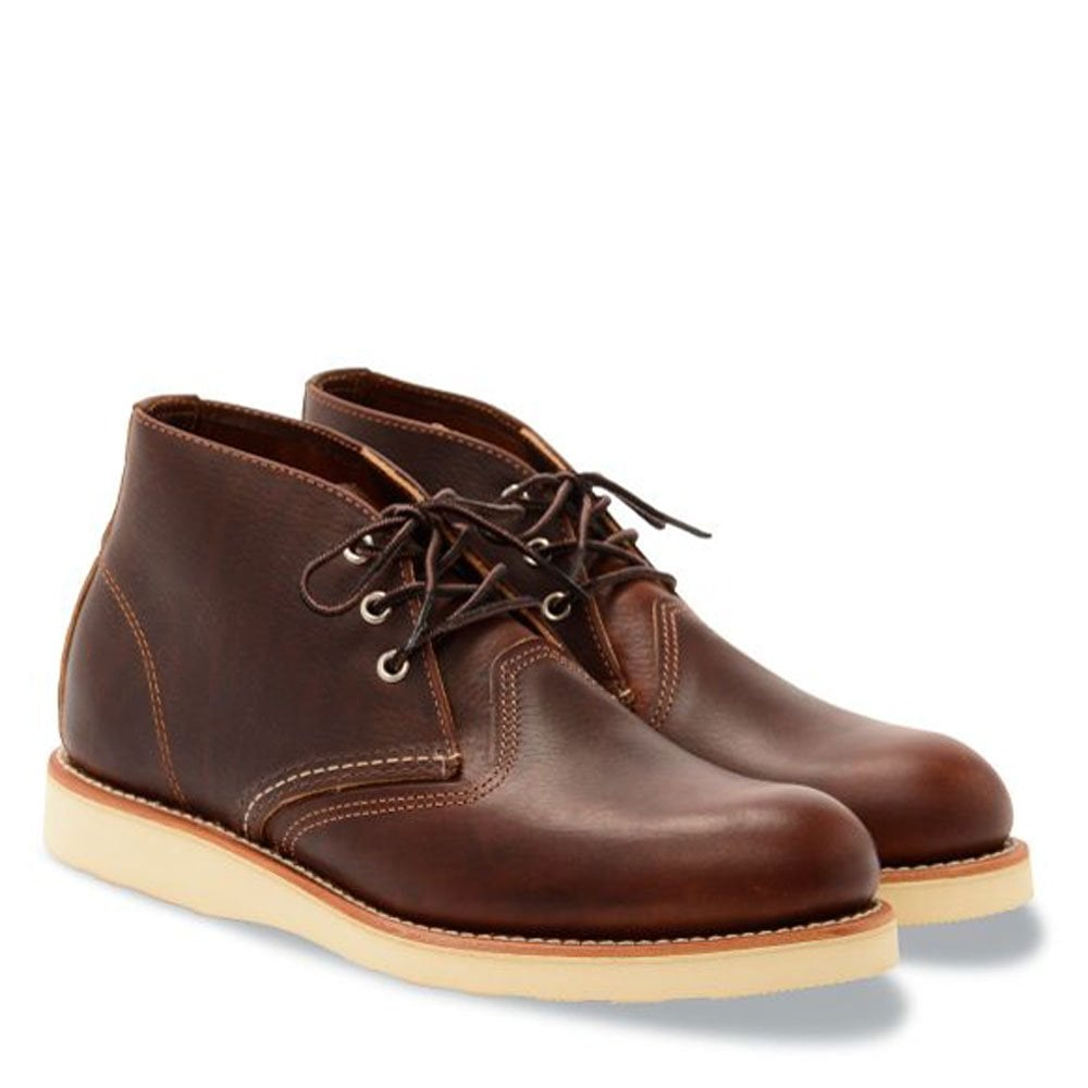 09e2a6988924c Red Wing Shoes 3141 Work Chukka Boot - Mens Footwear from Cooshti.com
