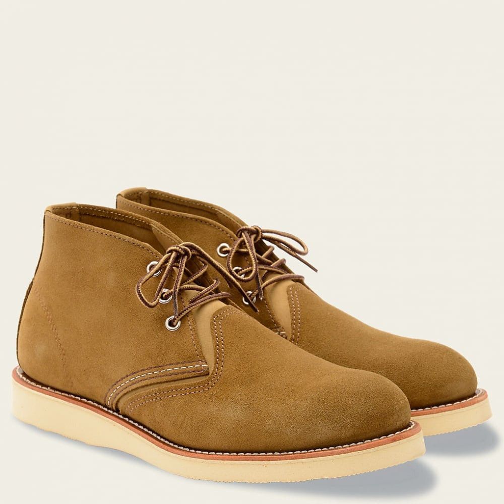 465cdd0e9 Red Wing Shoes 3149 Work Chukka Boot - Mens Footwear from Cooshti.com