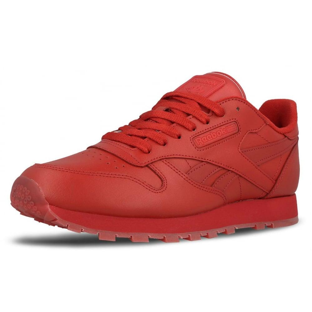 0735df5e082f3 Reebok Classic Leather Solids - Womens Footwear from Cooshti.com