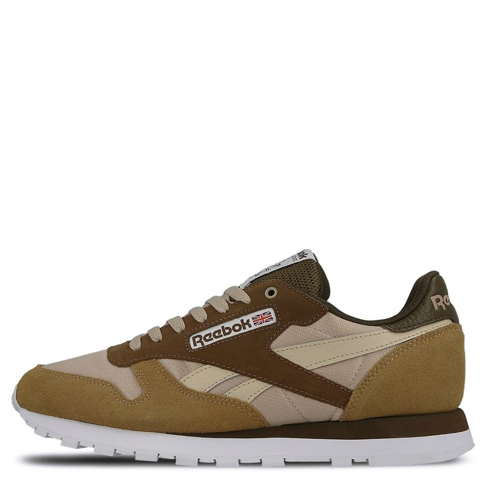 d13ef210bcf Reebok MONTANA CANS Classic Leather MCCS - Mens Footwear from ...