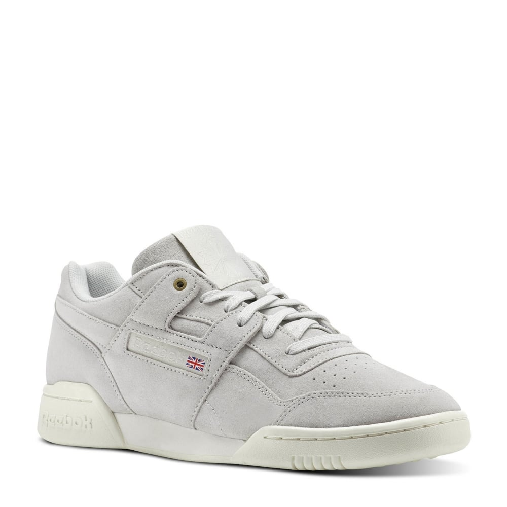 820257b8a41 Reebok Workout Plus Montana Cans Collaboration - Mens Footwear from ...