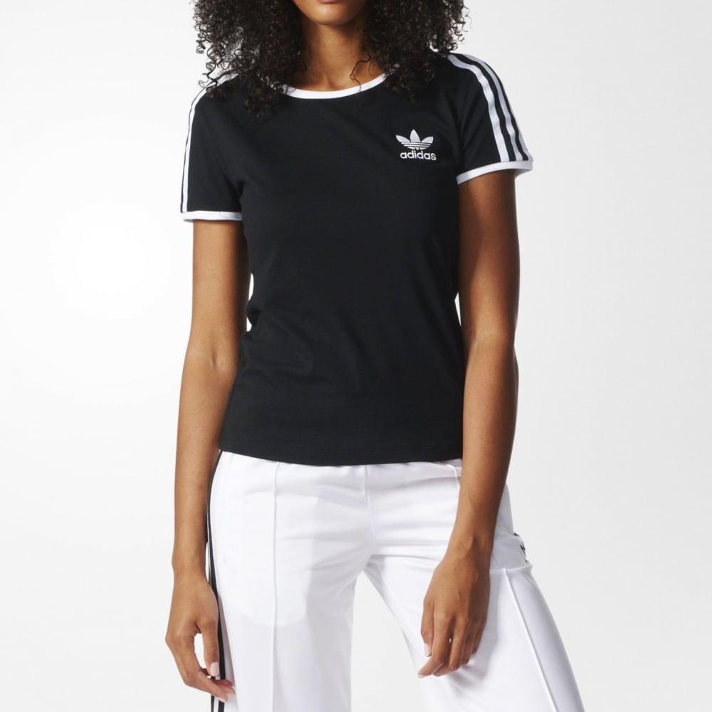 6e938f21475 Adidas Originals Sandra 1977 Tee - Womens Clothing from Cooshti.com