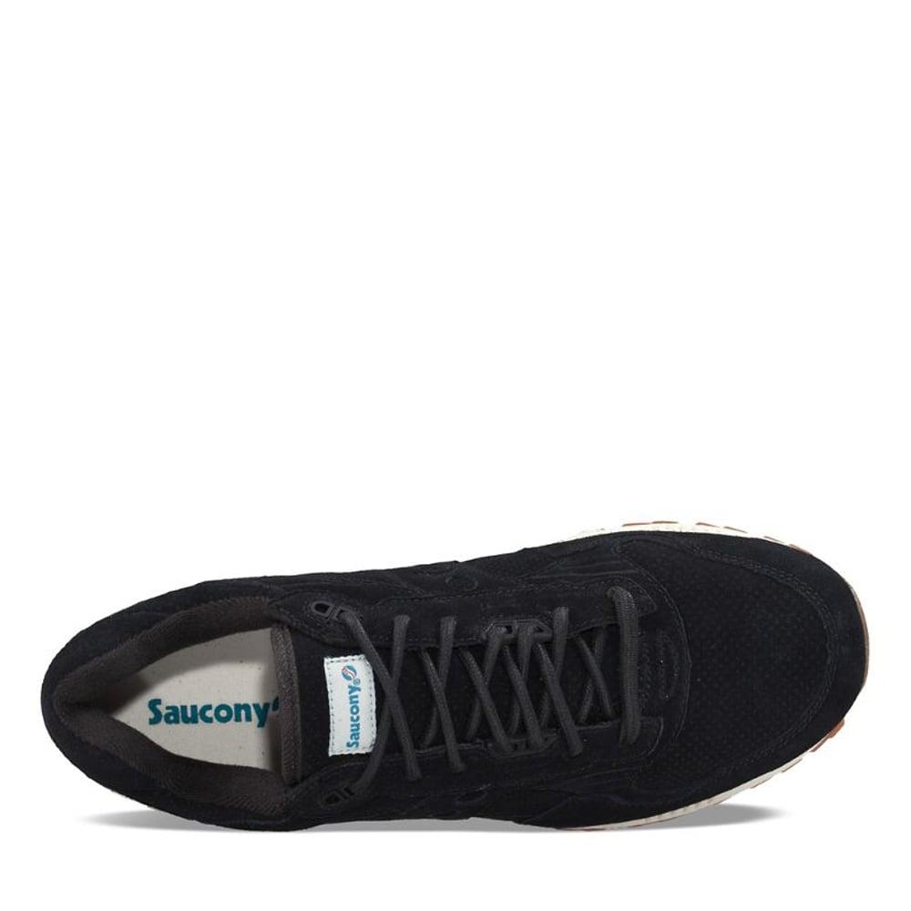 67c8662549d Saucony Shadow 5000 Black   Gum - Mens Footwear from Cooshti.com