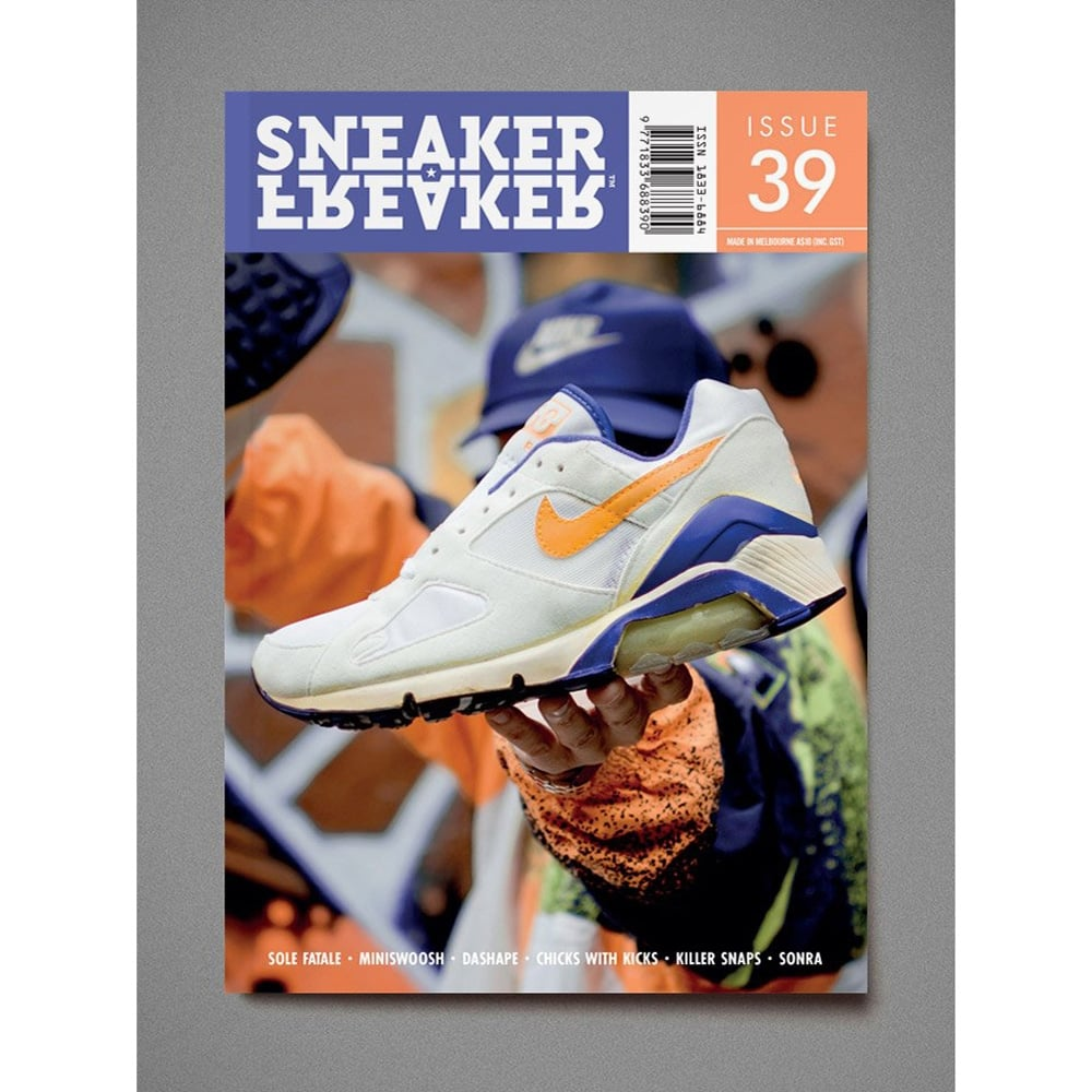 newest f66c7 03a4a Sneaker Freaker Issue 39