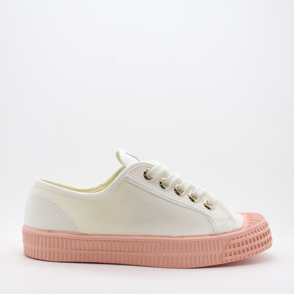 90e622c29403ec Novesta Star Master White   Pink - Mens Footwear from Cooshti.com