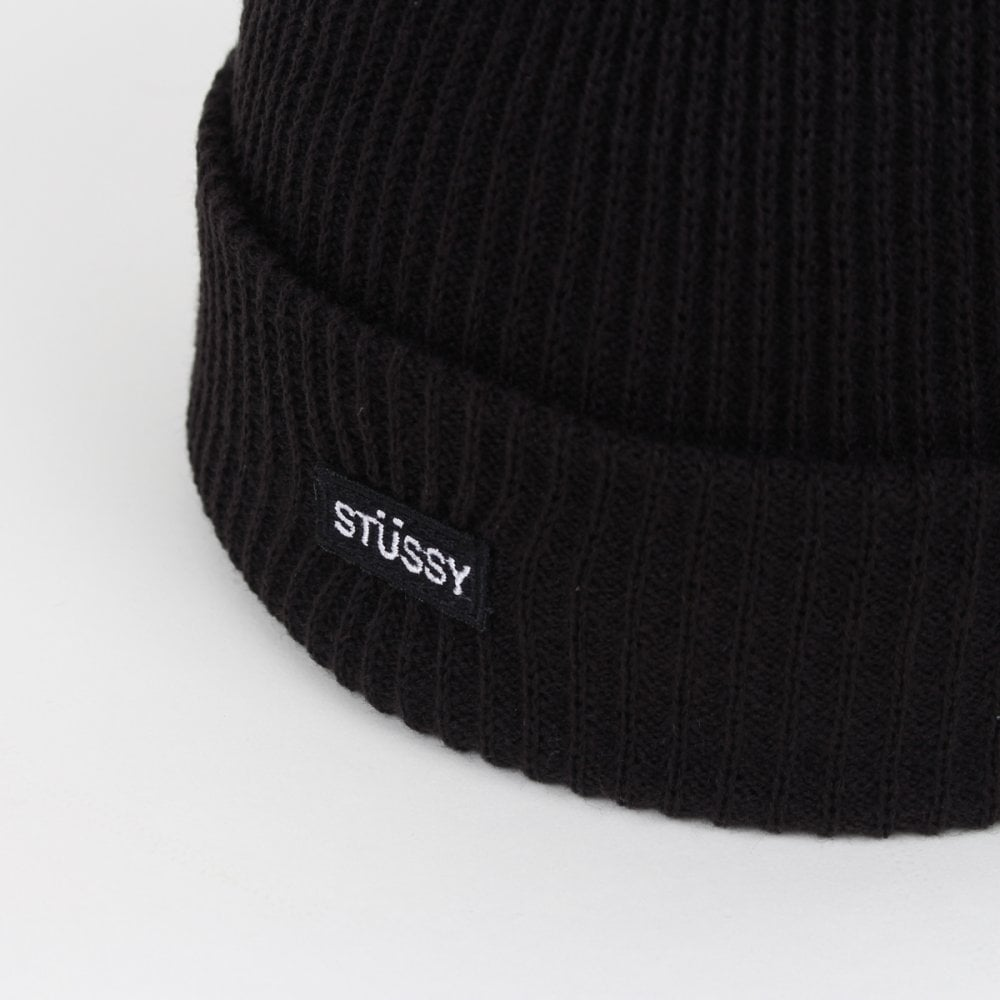 af8ac52d9a8 Stussy Small Patch Watchcap Beanie - Mens Accessories from Cooshti.com