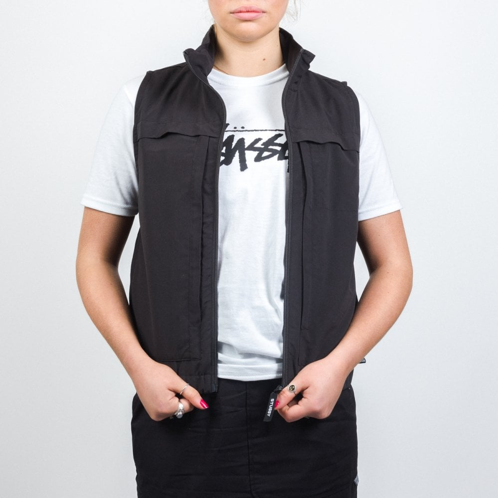 Stussy vest womens scalping signals forex