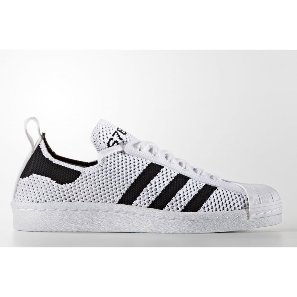 d02f9c1e9 Adidas Originals Superstar 80s Pk Primeknit Womens - Womens Footwear ...