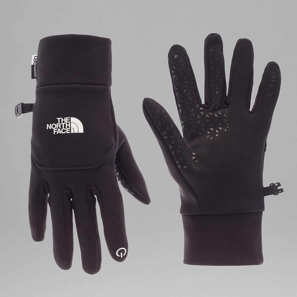 The North Face Etip Gloves Reflective Mens