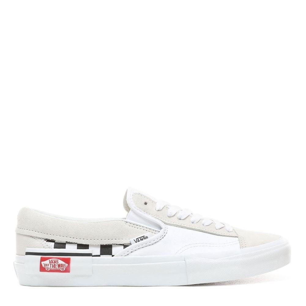 d7d760f3dc Vans Checkerboard Slip-On Cap Shoe - Mens Footwear from Cooshti.com