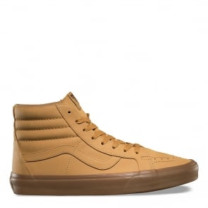 c403948307 Vans Sk8-Hi Reissue 138 Suede Vintage Military - Mens Footwear from ...